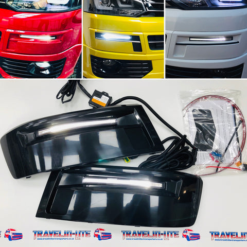 T5.1 Light Bar DRL Kit