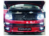 T6 Front Grille Gloss Black Edition ABS