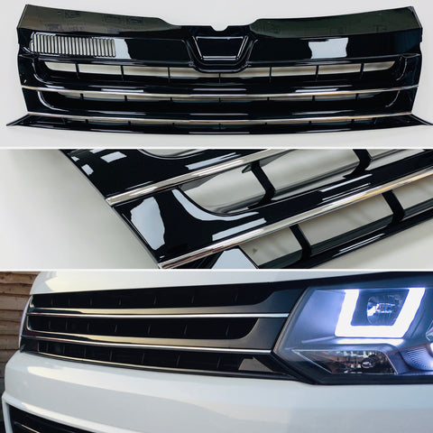 T5.1 Badgeless Grille 2010 - 2015