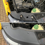 T5.1 Battery & Headlight Cover 10-15 Transporter
