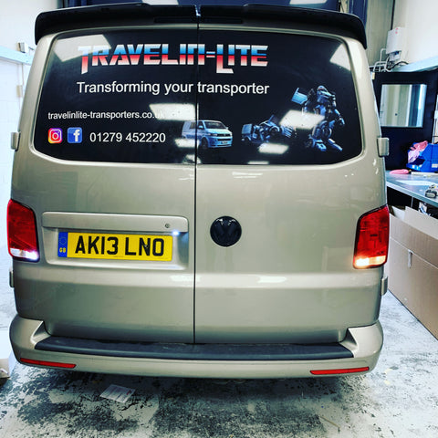 VW T6.1 LED reversing bulbs (twin rear door only)