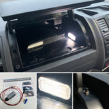 T5.1 Glove box led light unit upgrade