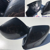 T5.1 T6 Carbon Fibre Mirror Covers / Caps Pair