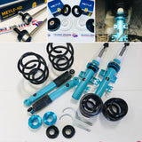 T5 T5.1 T6 T6.1  Van Slam Coilover Kit Meyle HD Top Mounts & Droplinks T28>T30 & T32 variants available