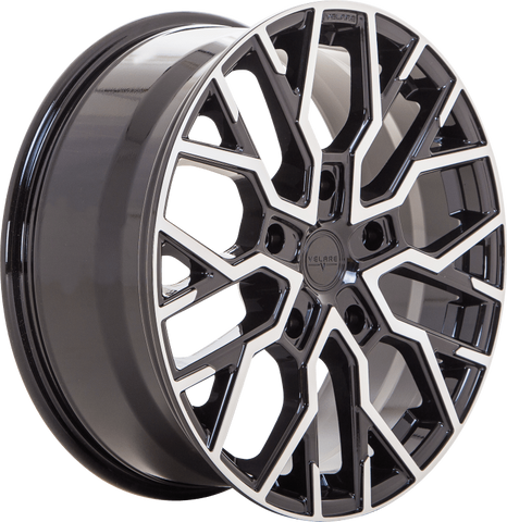 "VW Transporter Velare 18"" Wheel & Tyre Package"