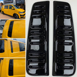 VW T5 T5.1 T6 SWB Styling Vents Pair (Gloss or matte black)