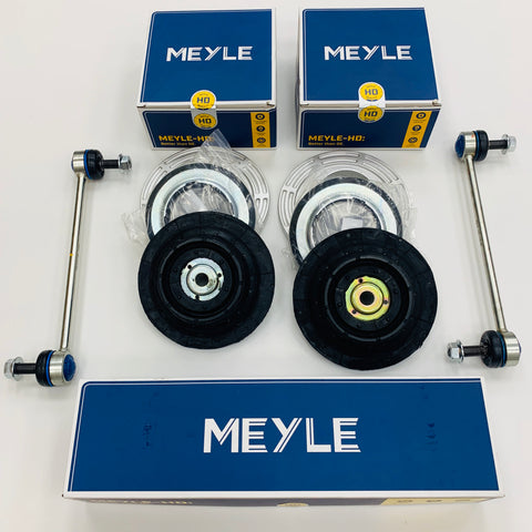 T5 Upgraded Meyle HD Top Mounts & Droplinks Superb Quality NEW
