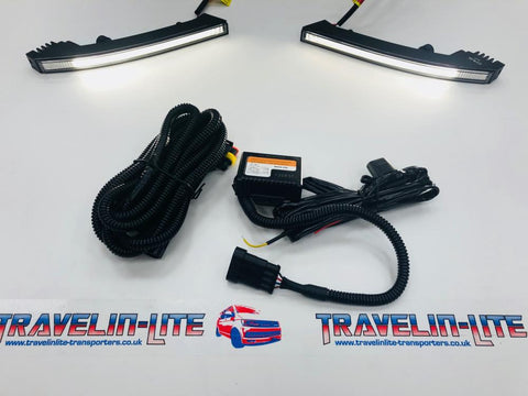 T5.1 Transporter Light Bar DRL Lamps & Module Great Quality Brand New