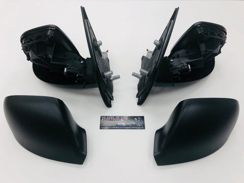 T5 T5.1 Facelift Manual Wing Mirrors (pair)