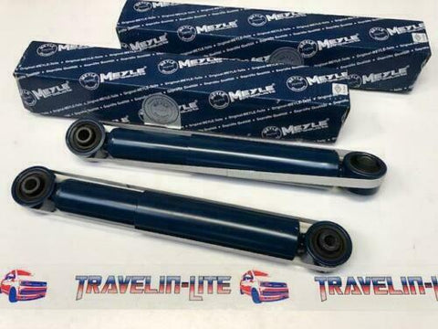 T5 T5.1 Transporter Meyle Rear Shock Absorbers Pair Premium Quality NEW