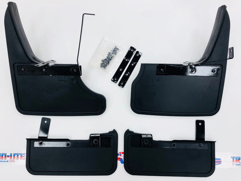 T5 Mud Flaps 2003 - 2015 Front & Rear