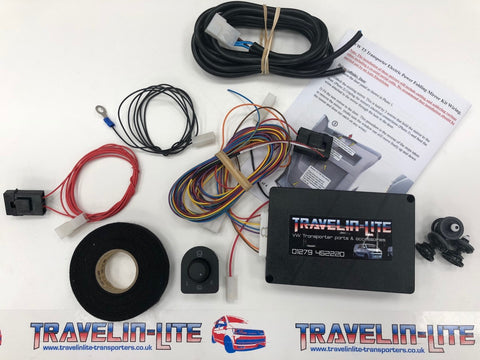 T5 T5.1 Power Folding Mirror Upgrade Wiring & Switch Kit