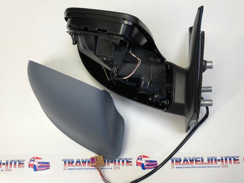 T5.1 Power Folding Mirror - Driver Side