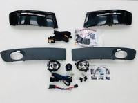T5.1 Light Bar DRL Kit & Led Fog Light Kit 2010 - 2015 Great Quality Brand New