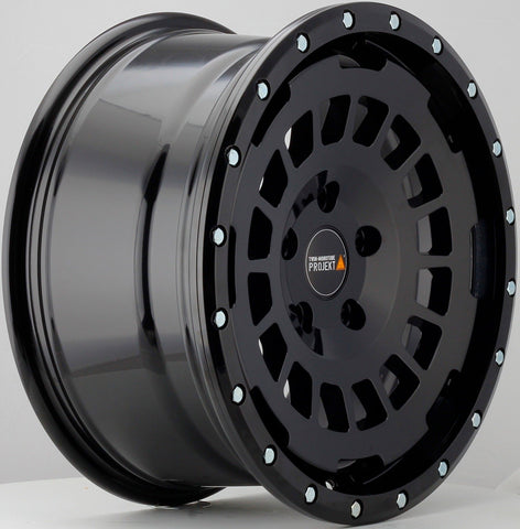 17″ TWIN MONOTUBE PROJEKT AT SWAMPER WHEEL X 4