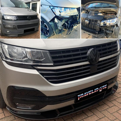 T5.1 TO T6.1 PREMIUM FACELIFT KIT WITH SPLITTER