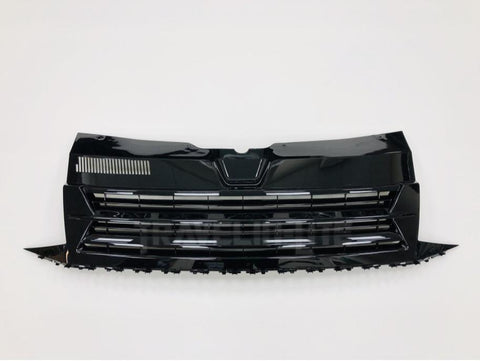 VW T6 Transporter Badgeless Grille Gloss Black Great Quality Brand New