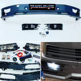 T6 Sportline Lower Spoiler & LED Fog Light Kit