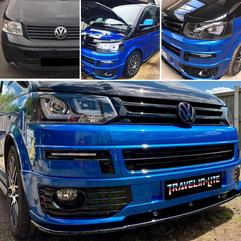 T5 to T5.1 Premium Facelift Kit With Splitter