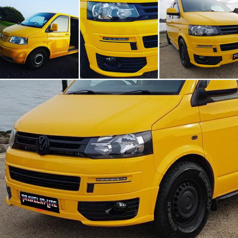 T5 To T5.1 Premium Facelift Kit (Factory Headlights)