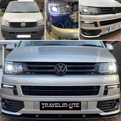 VW T5 To T5.1 Facelift Premium Conversion Package Great Quality NEW