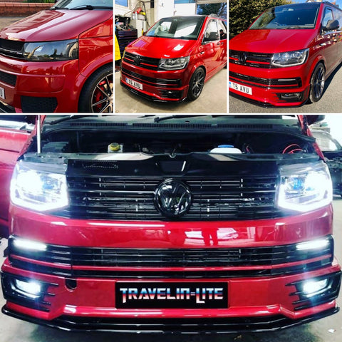 T5.1 - T6 Premium Facelift Kit (Badged grille)