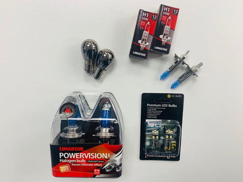 T5 Caravelle Upgrade Headlight Bulbs (twin reflector)