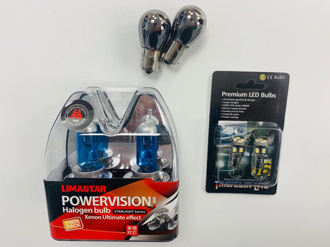 T5 Headlight Upgrade Bulb Kit