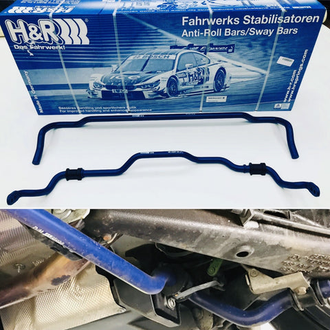 T6.1 H&R Anti Roll Bars (front & rear)