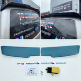 T5.1 Sportline Lower Spoiler Grille & Twin Rear Spoiler Transporter 10-15