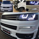 T5 To T5.1 Premium Facelift Kit With Badgeless Grille & Splitter Brand New