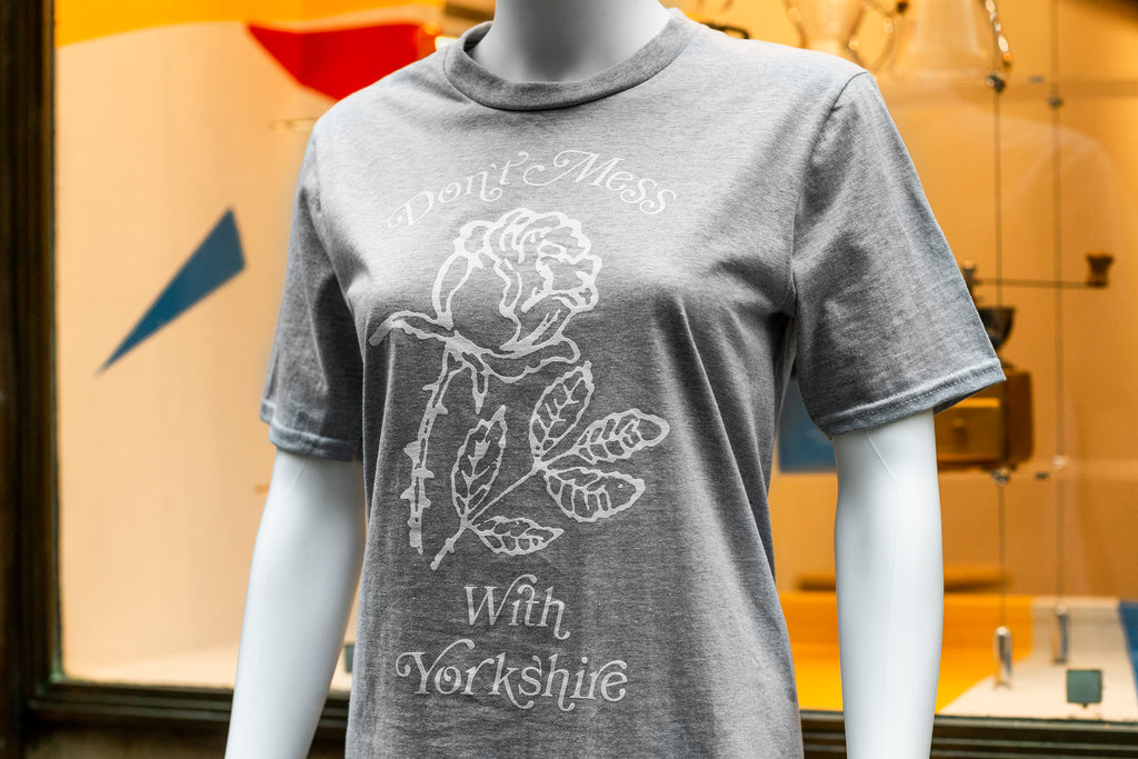 New Rose S/S T-Shirt Heather Grey