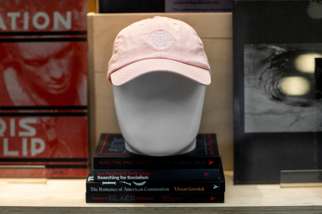 Rose Dad Cap Pink