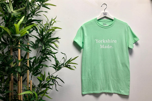 Yorkshire Made S/S T-shirt Mint