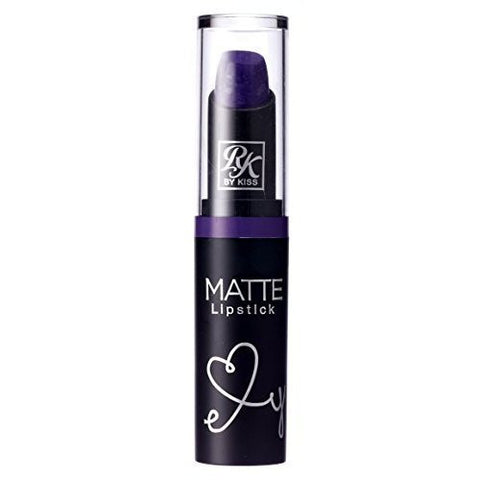 Kiss Ruby Kisses Matte Lipstick Purple Affair by Kiss