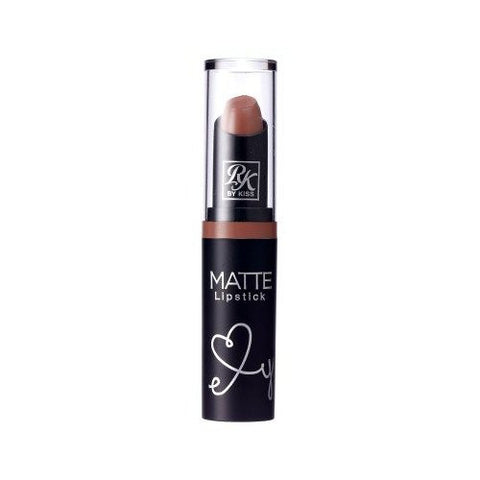 Kiss Ruby Kisses Matte Lipstick - Brown Sugar 6-Count