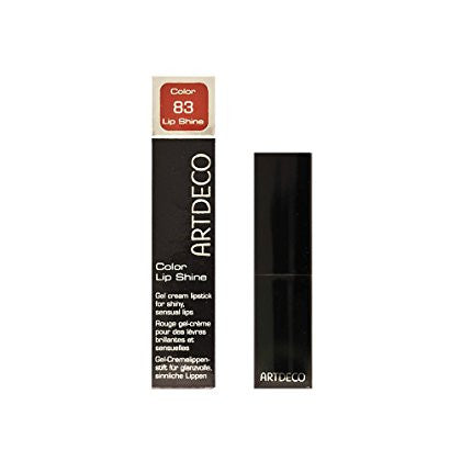 Artdeco Color Lip Shine Number 83, Shiny Nougat 3 g - Hair Beauty & Health