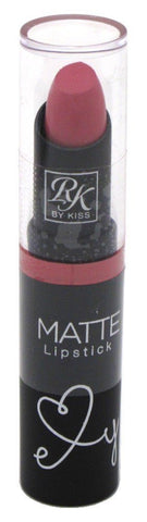 Kiss Ruby Kisses Matte Lipstick Rosy Pink (6 Pack)