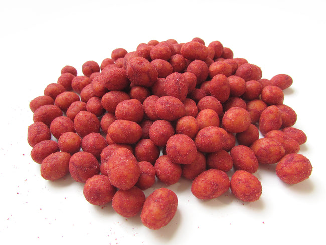 Cacahuate Crujiente Enchilado Tipo Hot Nuts Marca Taitto 1kg