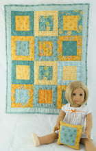 Pretty Patches Doll Quilt Pattern