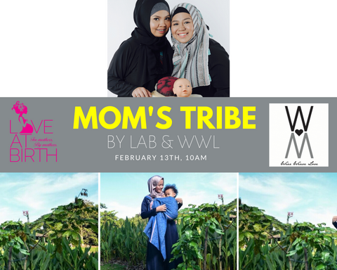 Mom's Tribe by LAB and WWL