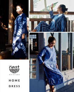 The Nest Maxi Homedress