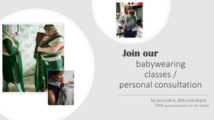 Babywearing Classes / Consultation