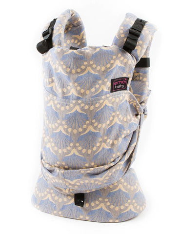 Emeibaby Hybrid Baby Carrier Full Ipa Blue
