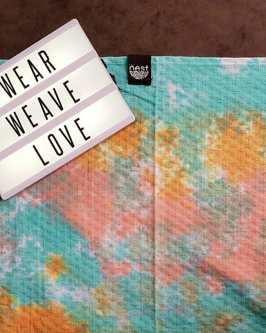 The Nest Mega Woven Wrap