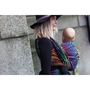 Yaro Dandy Black Autumn Ring Sling