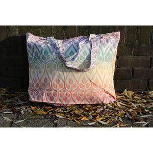 Yaro shopper bag Autumn Rainbow