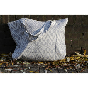 Yaro shopper bag - Light grey