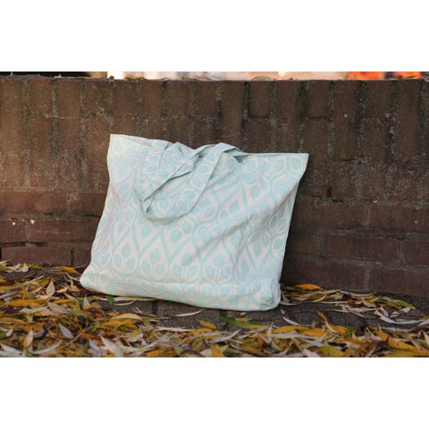 Yaro shopper bag - Mint