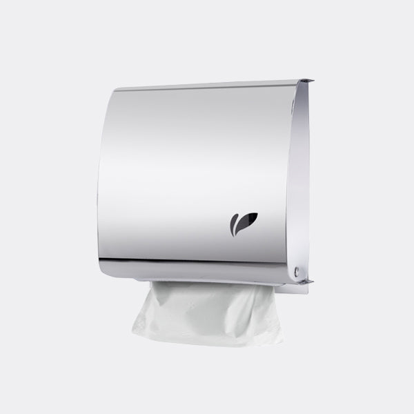 Dispenser Papel Toalha Interfolhado Biovis - Inox